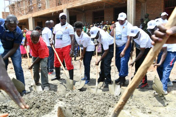 Burundi : TDC – Construction de l'Ecole Technique Secondaire Makaba