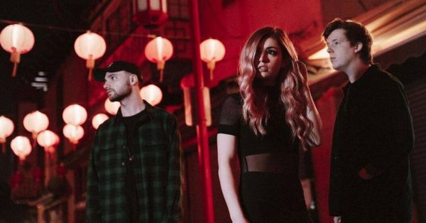 Against The Current : nouveau titre en écoute, Voices