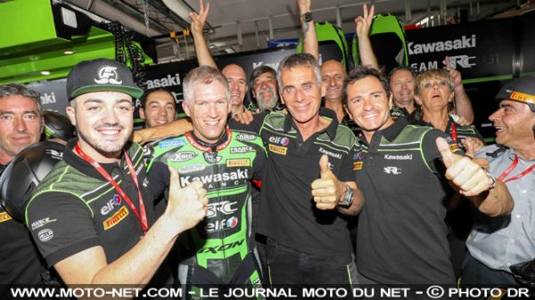 Kawasaki en pole position au Bol d'Or 2018