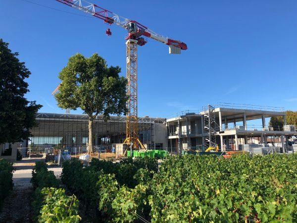 [DIAPORAMA] Lynch Bages : attention, (grands) travaux !