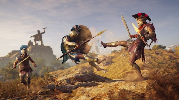Assassin's Creed Odyssey enregistre une semaine de ventes record