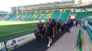 Rugby - Challenge Cup : Northampton - ASM (live)