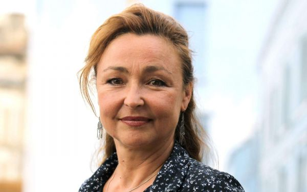 Catherine Frot fait ses gammes à Angoulême