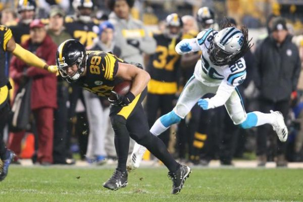 Foot US - NFL - Les Pittsburgh Steelers croquent Carolina