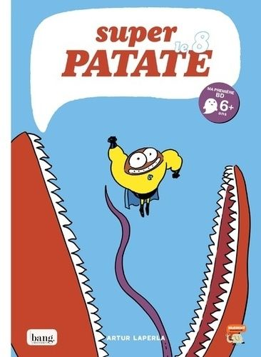 Super patate Tome 8