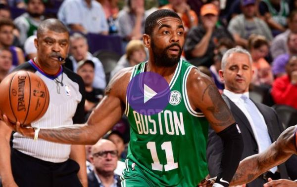 NBA : L'incroyable come-back d'Irving et des Celtics !