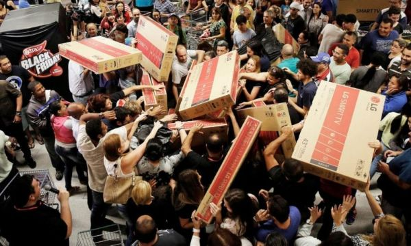 Black Friday : le week-end qui valait 5 milliards