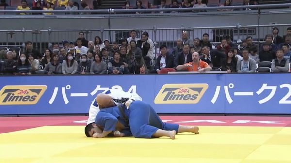 Bouquet final de judo au Grand Slam d'Osaka