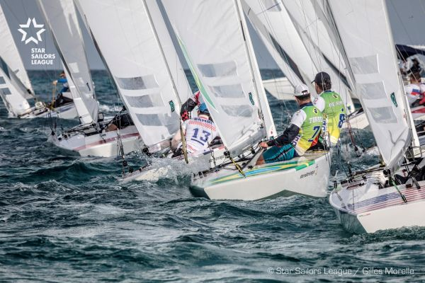 Kevin Pepponet en lice sur la Star Sailors League Finals au Bahamas!
