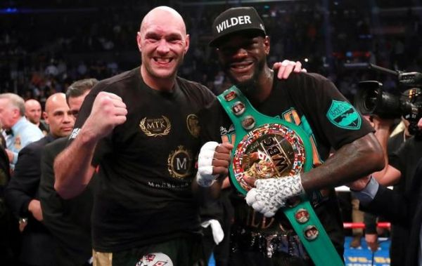 Match nul entre Wilder et Fury