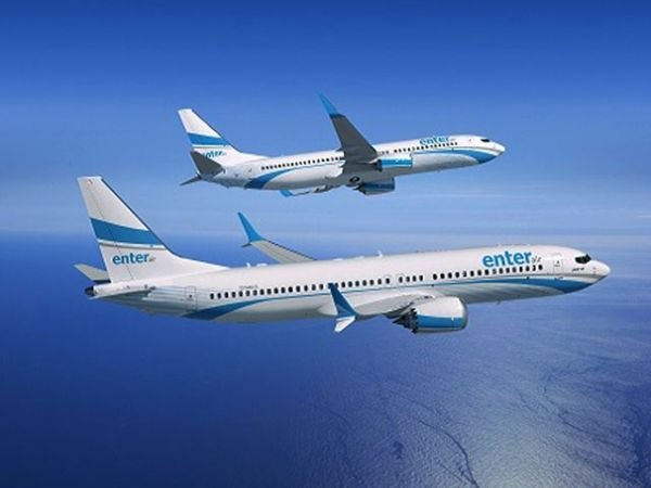Boeing : 737 MAX en Pologne, power-up du 777X