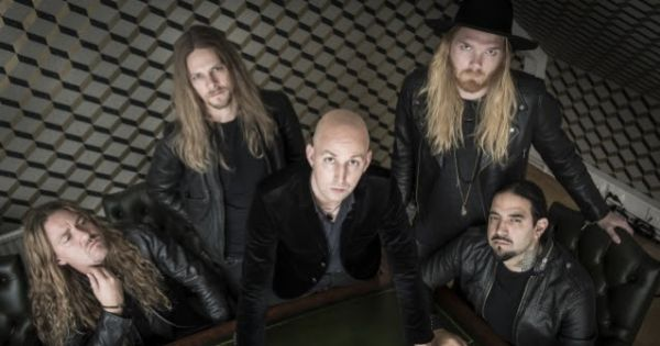 Soen : second single, Martyrs (clip officiel)