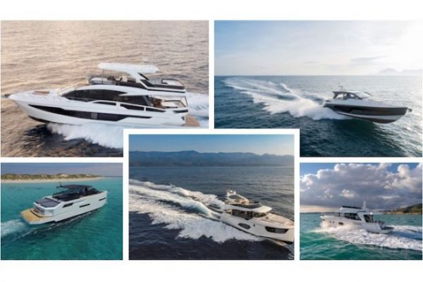 European Powerboats of The Year 2019 : 5 yachts pour vivre sur l'eau