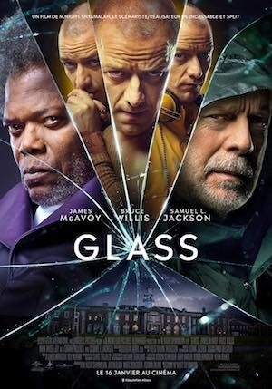 GLASS de M. Night Shyamalan : la critique du filmSortie cinéma