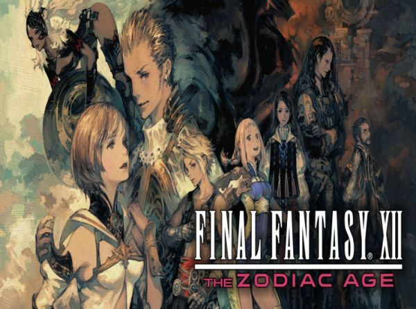 Final Fantasy XII daté sur Switch…