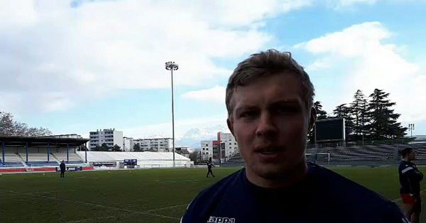Berruyer (Grenoble) : « Un bon challenge nous attend »