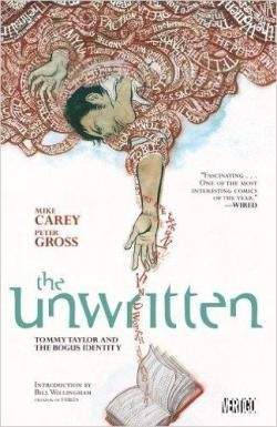 The Unwritten, tome 1 : Entre les lignes par Peter Gross