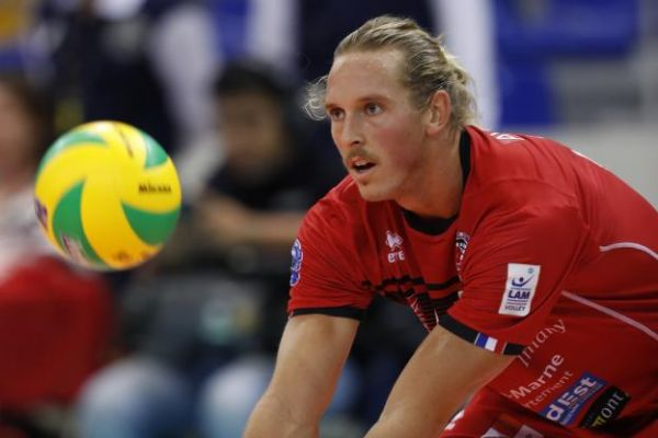 Volley - Ligue A (H) - Ligue A : Montpellier tombe à Chaumont