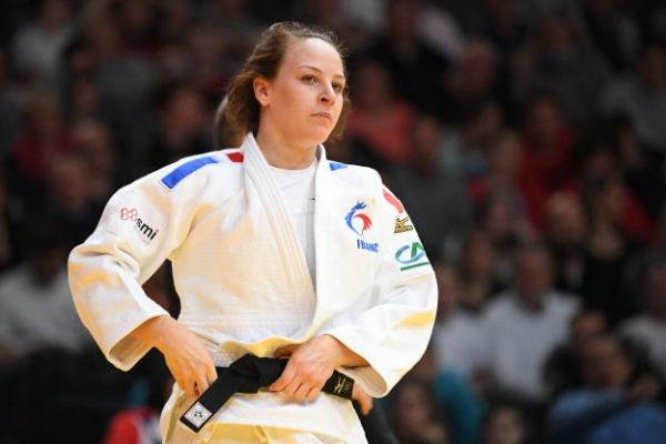 Judo - Paris Grand Slam (F) - Paris Grand Slam : Margaux Pinot s'incline en finale chez les -70 kilos