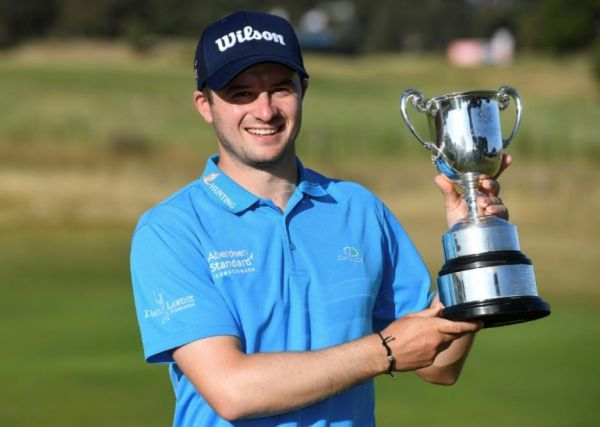 David Law remporte le Vic Open