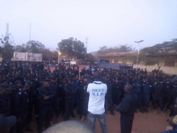 Mali : un sit-in de la police nationale  à l'horizon