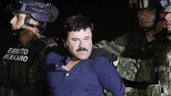 El Chapo, baron de la drogue et chef du cartel mexicain, reconnu coupable
