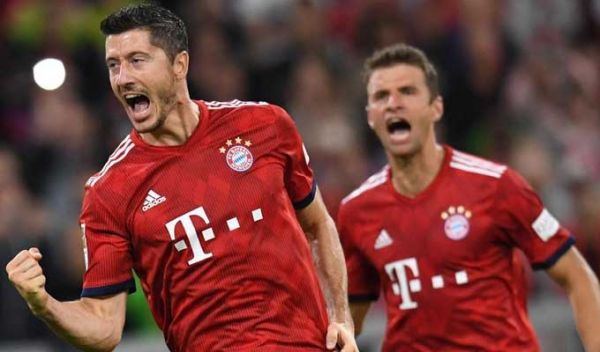 Match Bayern Munich vs Liverpool en direct Live streaming