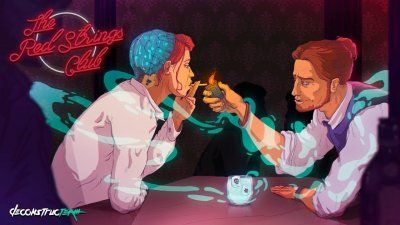 The Red Strings Club : le jeu indépendant sur fond de science-fiction et d'alcool annoncé sur Switch