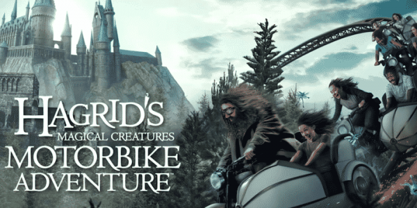Harry Potter: une nouvelle attraction Hagrid ouvre ses portes à Orlando!