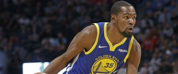 Basket – NBA : Un incroyable Kevin Durant permet à Golden State d'éliminer les Clippers