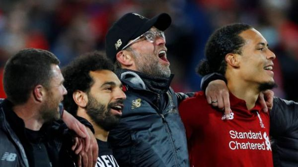 EN IMAGES. Ligues des champions : revivez l'exploit sensationnel de Liverpool