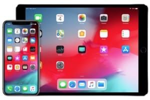 iOS 12 : iPhone, iPad et iPod compatibles