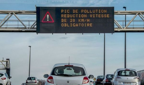 Pollution : les restrictions de circulation seront automatiques