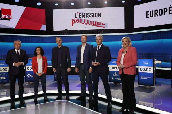 Vidéo : Marine Le Pen tacle Laurent Wauquiez en direct