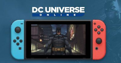 DC Universe Online : le MMORPG free-to-play annoncé sur Switch, quid du cross-play ?