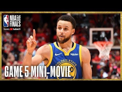 Finales NBA : le film du Game 5