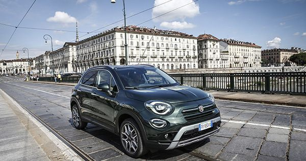Fiat 500X Firefly Turbo 150 DCT : Une bonne surprise