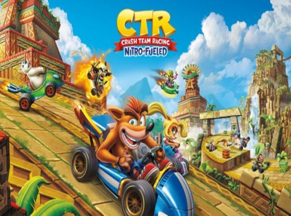 Crash Team Racing Nitro-Fueled, un Grand Prix gratuit…