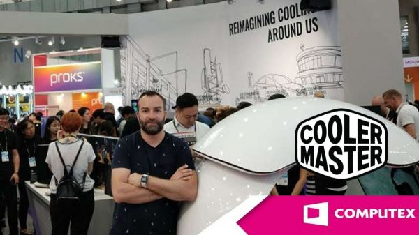 [Cowcot TV] COMPUTEX 2019 : le stand Cooler Master