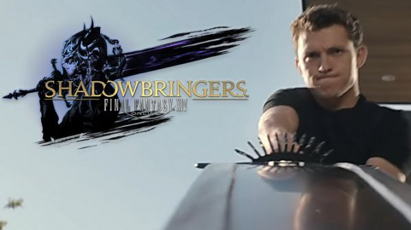 Final Fantasy XIV : Tom Holland (Spider-Man) se prépare pour l'extension Shadowbringers