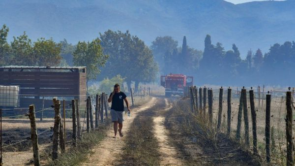 VIDEO. Incendies : plus de 2 500 vacanciers évacués de leurs campings à Argelès-sur-Mer