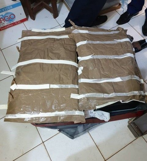 2 kg de cocaïne saisis à l'Aéroport international Modibo Kéïta