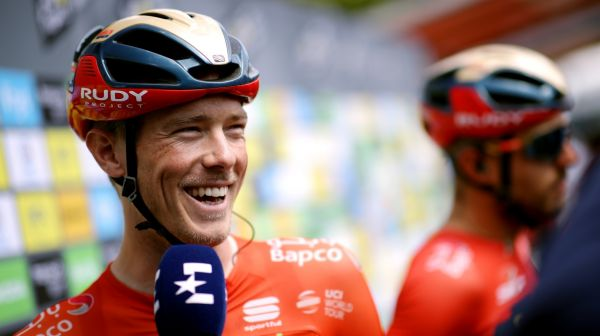 Rohan Dennis se retire du Tour de France