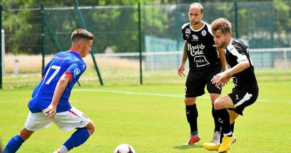 Amical. Concarneau s'impose facilement face à Avranches