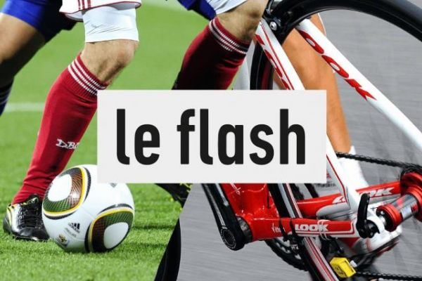 Tous sports - Le flash sports du 22 août