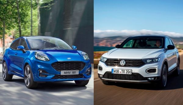 Premier match - Ford Puma vs Volkswagen T-Roc