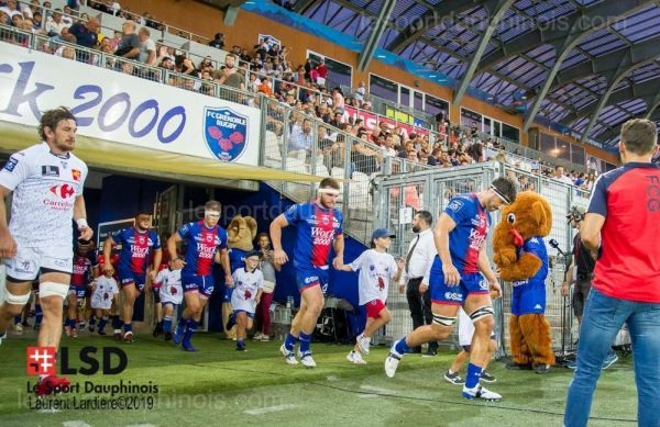 #ProD2 #J3 Provence Rugby-FCG: Carcassonne bis repetita?