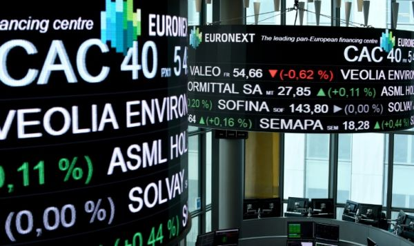 La Bourse de Paris finit en repli de 0,65%
