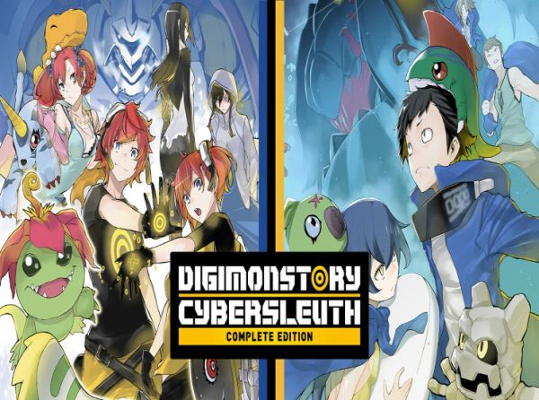 Digimon Story Cyber Sleuth, un trailer…