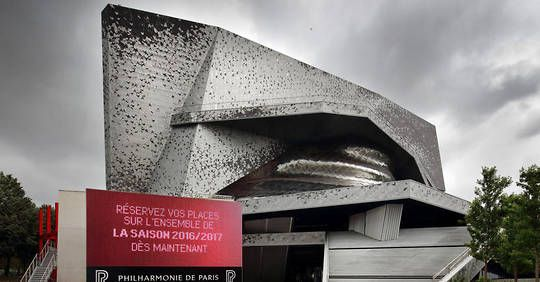 Jean Nouvel attaque la Philharmonie de Paris en justice